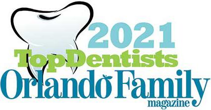Orlando Family Magazine Top Dentists 2021