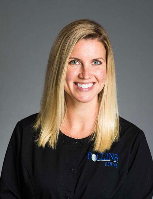 Haley, Lead Registered Dental Hygienist