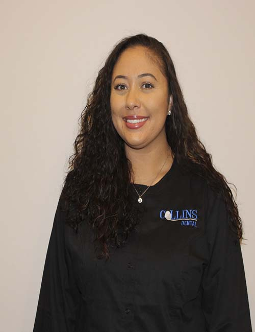 Kimberly, a dental assistant at collins dental in winter springs fl